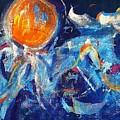 Harvest Moon by Jane Renzi