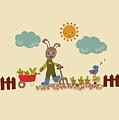 Harvest Time by Kathrin Legg