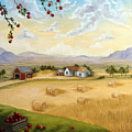 Harvest Time  by Susan  Rossell