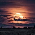 Harvestmoon by John Zeising