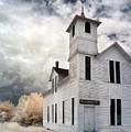 Harvey Community Hall by Tracy Munson