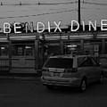 Hasbrouck Heights, Nj - Bendix Diner 3 by Frank Romeo