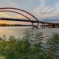 Hastings Mn Bridge by Lowell Stevens