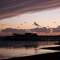 Hastings Pier by Dawn OConnor