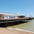 Hastings Pier Renovation by David Fowler