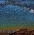 Hat Rock Milky Way by Ralf Rohner