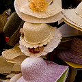 Hats Capri Italy by Xavier Cardell
