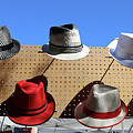 Hats Selection Day Dead  by Chuck Kuhn