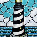 Hatteras Island Lighthouse by Jim Harris