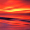 Hatteras Sunrise 2003 by Jim Dollar