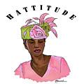 Hattitude #15 by Marcella Muhammad