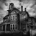 Haunted - Flemington Nj - Spooky Town by Mike Savad