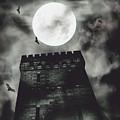 Haunted Dark Castle by Jorgo Photography - Wall Art Gallery