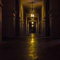 Haunted Hallways by Brandon Cunnigham
