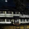 Haunted Hotel by Mark Andrew Thomas