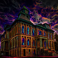 Haunted House by John M Bailey