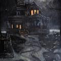 Haunted House by Kayla Ascencio