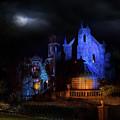 Haunted Mansion At Walt Disney World by Mark Andrew Thomas
