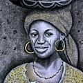 Hausa Maiden  by Nefe Ogodo
