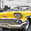 Havana Chevy Dreams  by Carl Clay