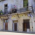 Havana City Apartments  by Bob Phillips