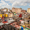 Havana From Above by Rob Loud