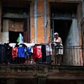 Havana Laundry No. 1 by Cheryl Kurman