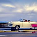 Havana Malecon 2 by Claude LeTien