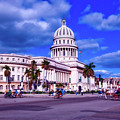 Havana National Capitol by Mountain Dreams
