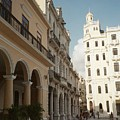 Havana Vieja by Quin Sweetman