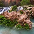 Havasu Creek Grand Canyon 14 by Bob Christopher