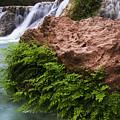 Havasu Creek Grand Canyon 3 by Bob Christopher