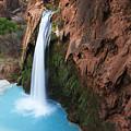 Havasu Falls Grand Canyon 1 by Bob Christopher