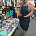 Having Fun In My Studio by Darice Machel McGuire