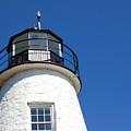 Havre De Grace Lighthouse 2 by Debbi Granruth