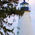 Havre De Grace Lighthouse by Debbi Granruth