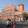 Hawa Mahal by Elbert Shackelford