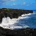 Hawaii Ocean Coast 2 by Ron Kandt