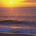 Hawaii Sunset by Ali ONeal - Printscapes