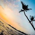 Hawaii Sunset by Christina Callanan-Attebery