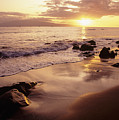 Hawaii Sunset by Dana Edmunds - Printscapes