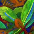 Hawaiian Plant 2 by Linda Ruiz-Lozito