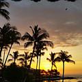 Hawaiian Sunset Design by Pamela Walton