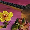 Hawaiian Ukulele by Darice Machel McGuire