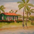 Hawaiin Cottage by Rosie Phillips