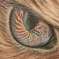 Hawk Eye Thunderbird by Alysa Sheats