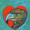 Hawk Heart by Kendall Kessler