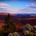 Hawk Mountain Pennsylvania by David Dehner