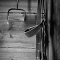 Hay Hook And Harness by Jeff Phillippi