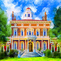 Hay House - Historic Macon Georgia by Mark Tisdale